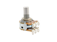 Alpha Potentiometer 16 mm Dual / Stereo