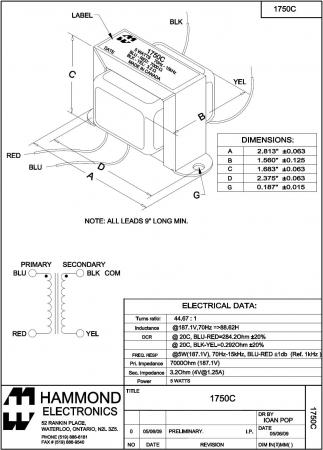 2200_1 hammond transformer wiring diagram wiring diagrams hps sentinel g wiring diagram at fashall.co