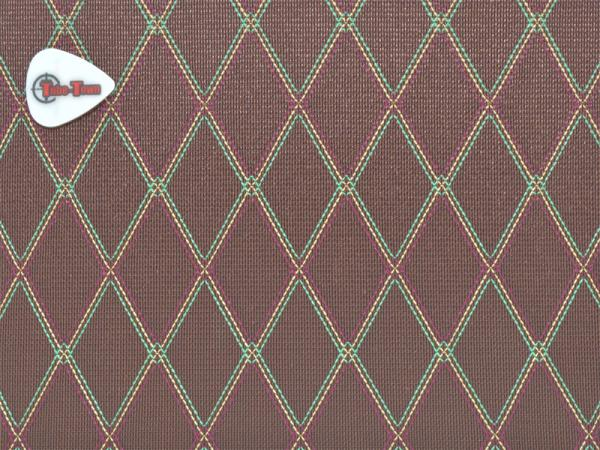 Grillcloth VOX Style Diamant brown - 100 x 75 cm - OUT OF
